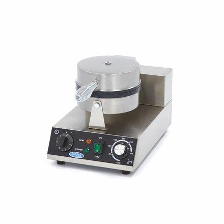 Maxima Gastro Waffeleisen Herz - 1 Stück - 1000 Watt