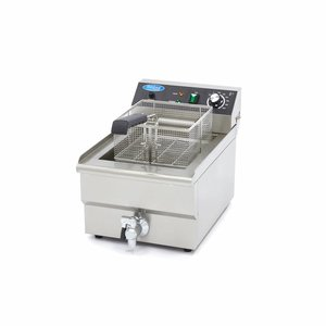 Maxima Electric Fryer 1 x 16L with Faucet