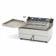 Maxima Electric Fryer 1 x 20.0L with Faucet