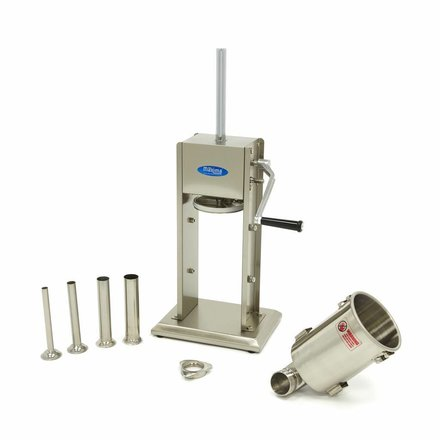Maxima Churros Machine / Churros Maker 3L - Vertical - Stainless Steel