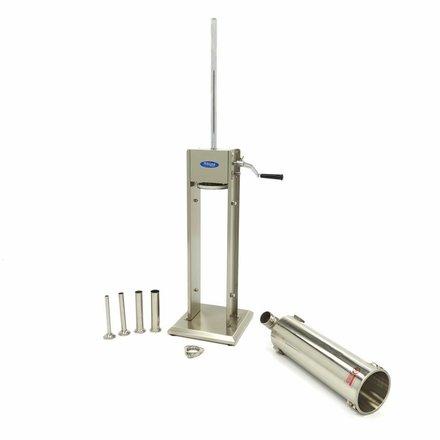 Maxima Churros-Maschine / Churros-Maker 7L - Vertikal - Edelstahl