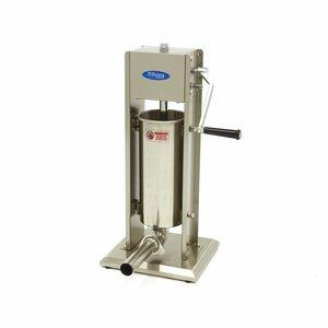 Maxima Hamburger Press 5L - Vertical - Stainless Steel