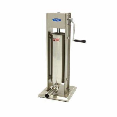 Maxima Hamburger Press 7L - Vertical - Stainless Steel