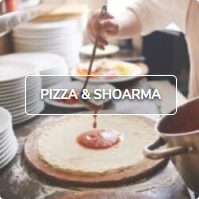 pizza & shoarma