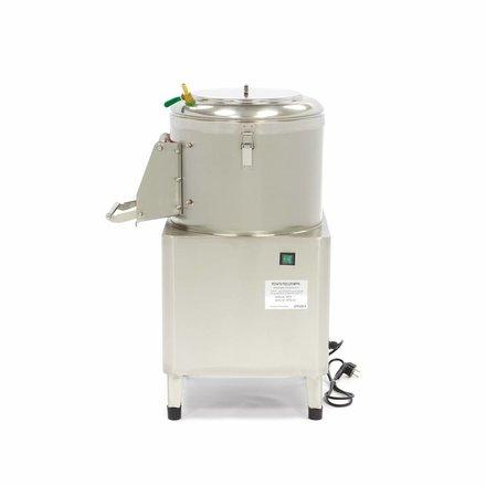 Maxima Schälmaschine Kartoffelschäler - 8 kg - 160 kg/h - 370 Watt
