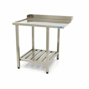 Maxima Dishwasher Outlet Table 1200 x 750 mm Left