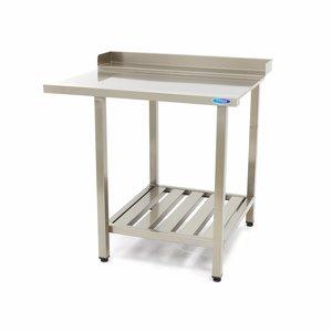 Maxima Table de sortie pour lave-vaisselle Droit 700 x 750 mm