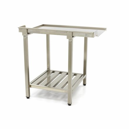 Maxima Dishwasher Outlet Table 1200 x 750 mm Right