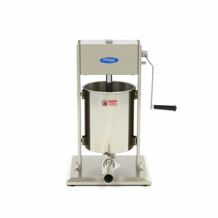 Maxima Churros Machine / Churros Maker 10L - Vertical - Stainless Steel