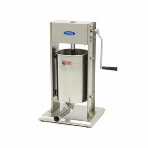 Maxima Machine à Churros / Churros Maker 12L - Vertical - Inox
