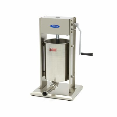 Maxima Churros Machine / Churros Pers 12L - Verticaal - RVS