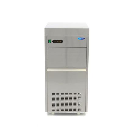 Maxima Gastro Ice Crusher - 85 kg/24h - 20 kg Speicher - Luftgekühlt - 470 Watt