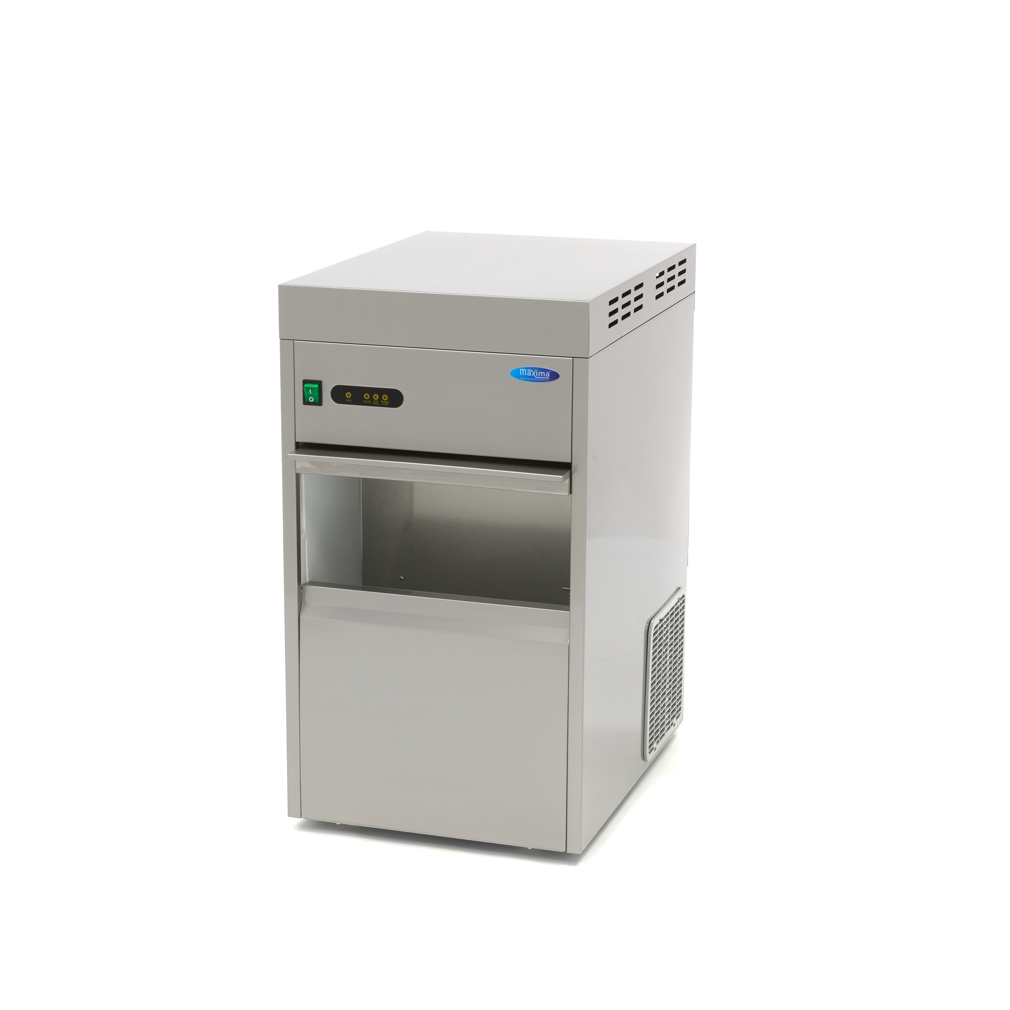 Maxima Flake Ice Crushed Ice Machine M Ice 50 Flake Maxima Kitchen Equipment