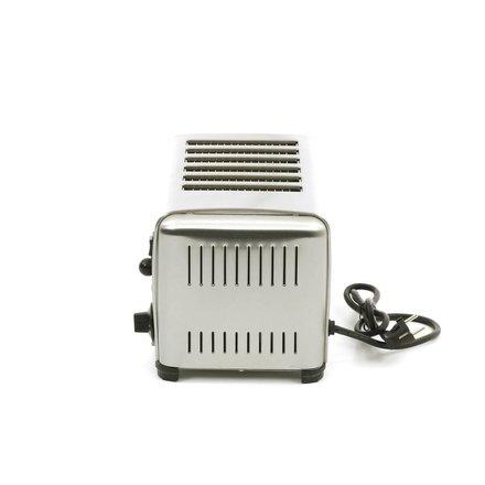 Maxima Toaster - 2, 4 oder 6 beheizbare Rasten - mit 6 Schlitzen - 3240 Watt