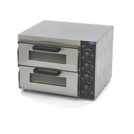 Maxima Compact Pizza Oven 2 x 40 cm 230V