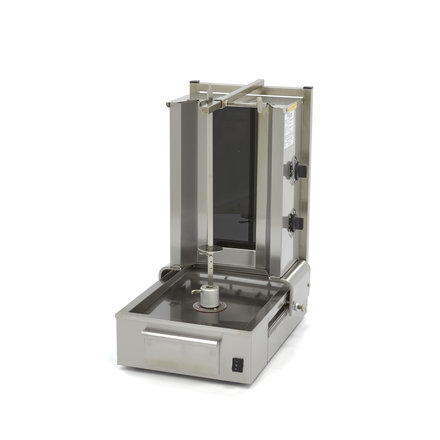 Maxima Döner Kebab / Gyros / Shoarma Grill 2 Brenner - Elektrisch