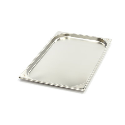 Maxima Gastronormbehälter aus Edelstahl 1/1GN | 20mm | 530x325mm