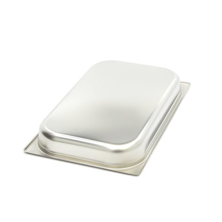 Maxima Stainless Steel Gastronorm Container 1/1GN | 65mm | 530x325mm