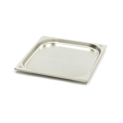 Maxima Gastronormbehälter aus Edelstahl 2/3GN | 20mm | 325x354mm