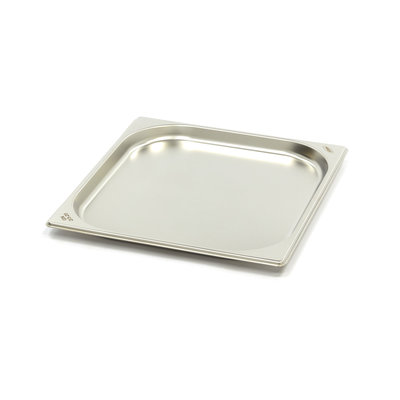 Maxima Stainless Steel Gastronorm Container 2/3GN | 20mm | 325x354mm