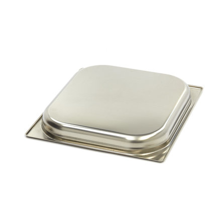 Maxima Stainless Steel Gastronorm Container 2/3GN | 40mm | 325x354mm