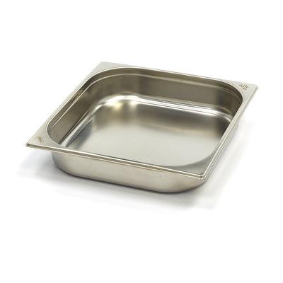 Maxima Gastronormbehälter aus Edelstahl 2/3GN | 65mm | 325x354mm