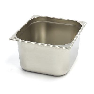 Maxima Gastronormbehälter aus Edelstahl 2/3GN | 200mm | 325x354mm