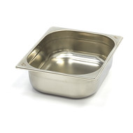 Maxima Acero inoxidable Gastronorm envases 1 / 2GN | 100 mm | 325x265mm