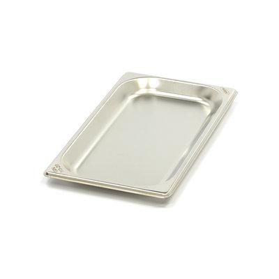 Maxima Conteneur Gastronome Inox 1/3GN   20mm   325x176mm