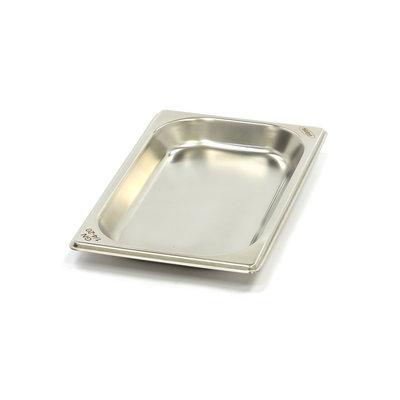 Maxima Conteneur Gastronome Inox 1/4GN | 20mm | 265x162mm