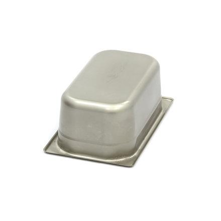Maxima GN-Behälter - 1/4 GN - Edelstahl - 265 x 162 mm - 100 mm tief