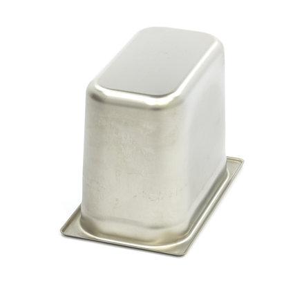 Maxima GN-Behälter - 1/4 GN - Edelstahl - 265 x 162 mm - 200 mm tief