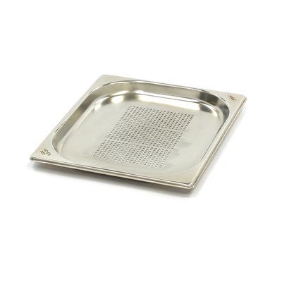 Maxima GN Behälter Gelocht aus Edelstahl 1/2GN | 20mm | 325x265mm