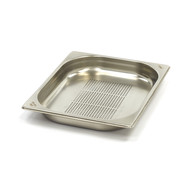 Maxima Stainless Steel Perforated GN Container 1/2GN | 40mm | 325x265mm