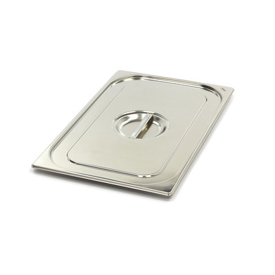 Maxima Stainless Steel Gastronorm Lid 1/1GN