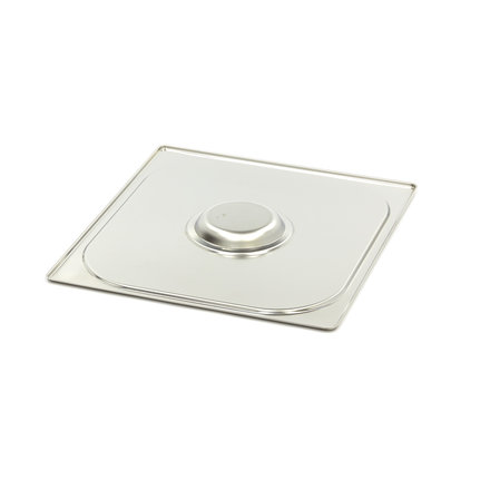 Maxima Stainless Steel Gastronorm Lid 2/3GN
