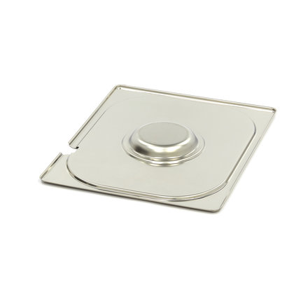 Maxima Stainless Steel Gastronorm Lid 1/2GN | With Recess