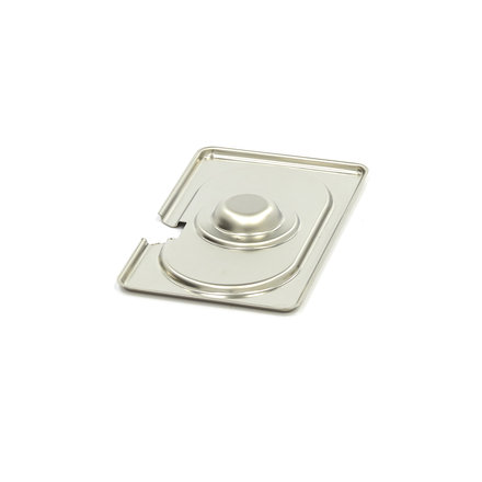 Maxima Stainless Steel Gastronorm Lid 1/9GN   With Recess