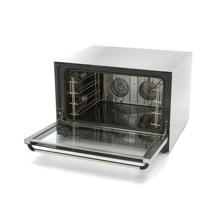 Maxima Heißluftofen - 4 x 600 x 400 mm - bis 300 °C - mit Dampffunktion - 6400 Watt - 400 V
