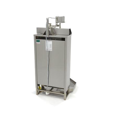 Maxima Döner Kebab / Gyros / Shawarma Grill - 4 Brenner - Gas - 50 kg - Motor an der Spitze - 13280 Watt