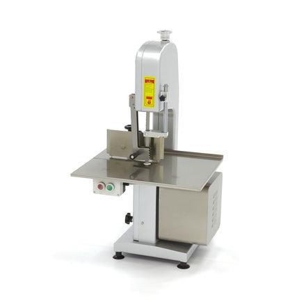 Maxima Gastro Knochensäge Maschine - 1650 mm - Schnittstärke 5 bis 155 mm - 750 Watt