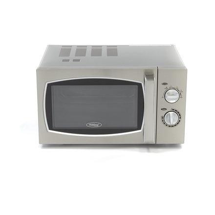 Maxima Semi-Professionelle Mikrowelle - 25 l - 6 Programme - 900/1400 Watt