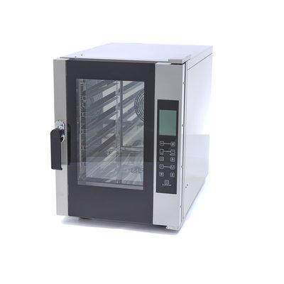 Maxima Forno Combinado / Combisteamer compacto digital 6 x 1/1 GN