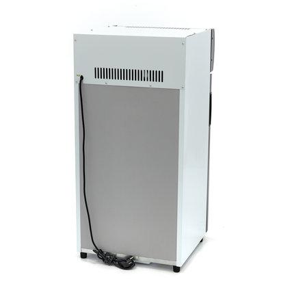 Maxima Displaykühlschrank / Dosenkühlschrank - 80 l - 3 bis 10 °C - mit 1 Drehtür - 120 Watt
