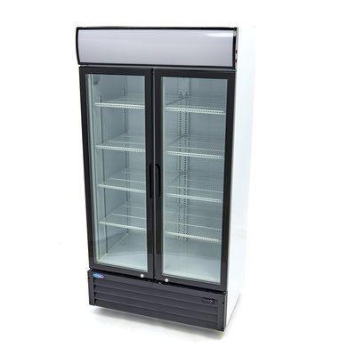 Maxima Display cooler / Beverage Fridge / Bottle Cooler 800L