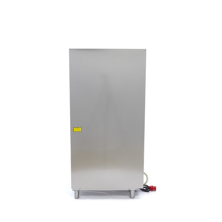 Maxima Pannenwasser 60x76cm Korf met Glans- en Zeeppomp – 400V