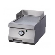 Maxima Heavy Duty Griddle Smooth Chrome - Single - Gas
