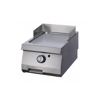 Maxima Heavy Duty Grillplaat Glad Chrome - Enkel - Gas