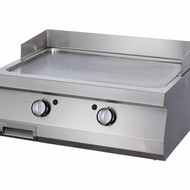 Maxima Heavy Duty Grill Lisse Chrome - Double - Gas
