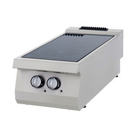Maxima Heavy Duty Infrared Cooker - 2 Burners - Electric